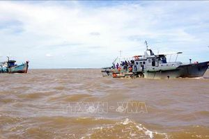 Các sự cố trên biển đã được cứu hộ cứu nạn kịp thời