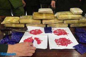 Bắt giữ đối tượng vận chuyển 60.000 viên ma túy tổng hợp