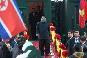 Đoàn tàu chở ông Kim Jong-un đi thẳng về Bình Nhưỡng, không ghé qua Bắc Kinh
