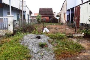 Quảng Nam: Điều chỉnh ranh giới quy hoạch chi tiết Khu dân cư đường ĐT617