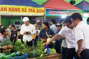 Phiên chợ sâm Ngọc Linh lần thứ 18 có doanh thu 2,6 tỷ đồng