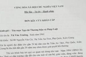 Phú Quốc: Thu hồi đất trái quy định, dân kêu oan 20 năm ròng rã?