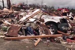 Ít nhất 23 người chết trong trận lốc xoáy ở Mỹ