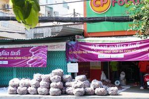 Lập chiến dịch mua bán 150 tấn khoai lang giúp nông dân Gia Lai