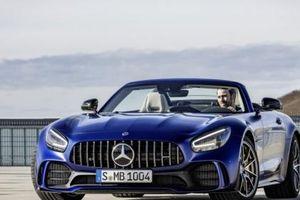 Mercedes-AMG GT R Roadster - sự hòa hợp tuyệt vời giữa thiết kế và công nghệ
