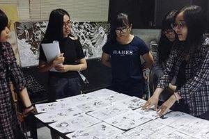 Truyện tranh Việt đang trỗi dậy mạnh mẽ