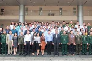 Bộ trưởng Tô Lâm giới thiệu chuyên đề tại Lớp Bồi dưỡng kiến thức quốc phòng, an ninh