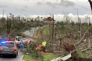 23 người thiệt mạng trong trận lốc xoáy dữ dội ở Mỹ