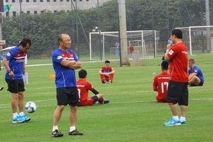 U23 Việt Nam tập trung dự Vòng loại U23 châu Á và nỗi niềm thầy Park