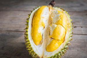 Tác dụng đáng kinh ngạc từ việc ăn sầu riêng