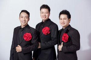 Đăng Dương - Trọng Tấn - Việt Hoàn sẽ hát những ca khúc nước ngoài lời Việt