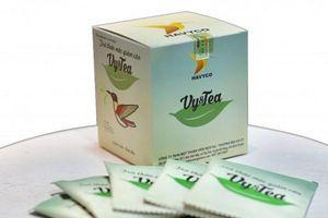 Thu hồi trà giảm cân Vy&Tea vì có chứa chất cấm