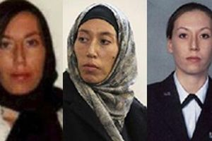 Nữ sĩ quan tình báo Mỹ làm gián điệp cho Iran