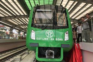 Hà Nội chốt phương án giá vé đường sắt Cát Linh - Hà Đông