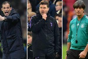 Real Madrid liên hệ Low, Pochettino và Allegri để thay tướng