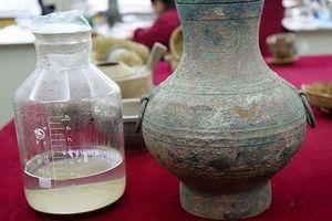 Thần dược bất tử được tìm thấy trong mộ cổ Trung Quốc