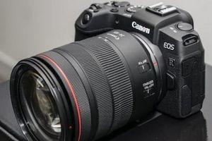 Canon tung máy ảnh full-frame không gương lật EOS RP mới nhất