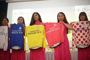7 đội nước ngoài tham dự giải xe đạp nữ Truyền hình Bình Dương 2019