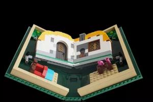 Lego bất ngờ 'tham gia' cuộc đua smartphone màn hình gập cùng Samsung, Huawei?