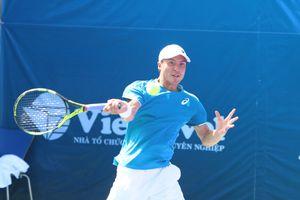 Các tay vợt mạnh xuất chiêu ở giải quần vợt VTF Masters 500 Tây Ninh
