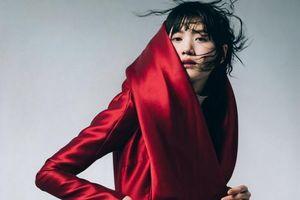 Hoa hậu Nhật làm 'nàng thơ' của nhà thiết kế Việt