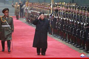 Chủ tịch Kim Jong Un về đến Triều Tiên sau hành trình dài ở Việt Nam