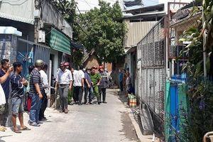 Nam thanh niên bị mảng bê tông đè chết thảm ở Sài Gòn