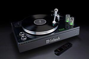 McIntosh giới thiệu mâm than đa năng MTI 100
