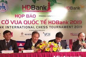 'Thần đồng' 13 tuổi sẽ tham dự Giải cờ vua quốc tế HDBank 2019