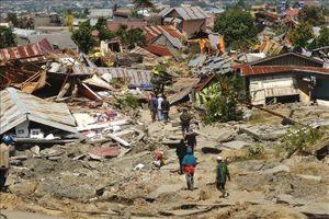 Động đất mạnh tại tỉnh Nam Sulawesi của Indonesia