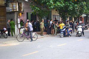 Vụ án mạng ở Nam Định: Hai nạn nhân đã ổn định sức khỏe