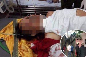 Thông tin mới nhất vụ thầy cúng truy sát cả nhà hàng xóm ở Nam Định