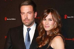 Dù đã chia tay, Ben Affleck vẫn còn yêu Jennifer Garner