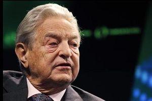 Tỷ phú George Soros kêu gọi châu Âu 'thức tỉnh'