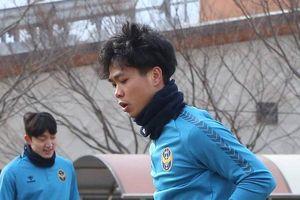 Công Phượng rực sáng, ghi 3 bàn cho Incheon United!