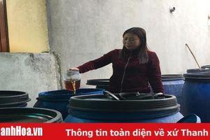 Phát triển thương hiệu nước mắm Khúc Phụ