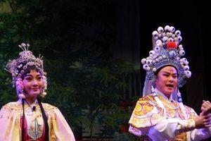 Ấn tượng cải lương Việt với Triều kịch Quảng Đông