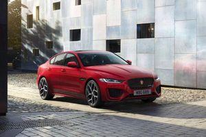 Jaguar ra mắt sedan XE 2020 với thiết kế ấn tượng