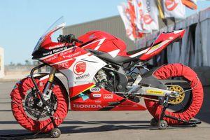 Ba tay đua môtô VN tranh tài tại giải châu Á ARRC