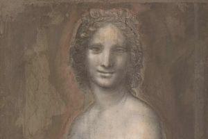 Bảo tàng Lourve: da Vinci có thể đã vẽ bức Mona Lisa phiên bản nude