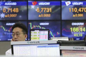 Chứng khoán Trung Quốc tăng mạnh, gần chạm đỉnh trong 9 tháng