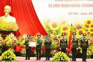 Kỷ niệm 70 năm Ngày truyền thống Công đoàn Quốc phòng