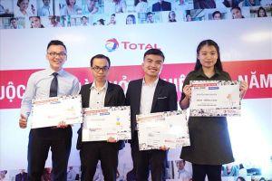 Trao giải cuộc thi Nhà khởi nghiệp của năm 2018-2019