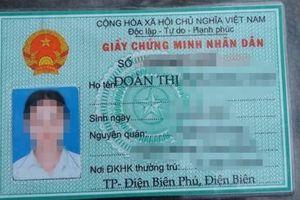 Tìm thấy nữ sinh Điện Biên được gia đình trình báo mất tích
