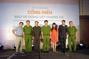 Khởi động Giải Cống hiến Bảo vệ động vật hoang dã lần ba