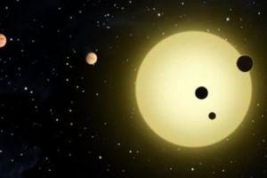 Sửng sốt ngoại hành tinh với quỹ đạo 1 giờ
