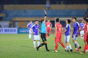 HLV Park Hang-seo đã chứng kiến những gì từ trận derby Hà Nội?