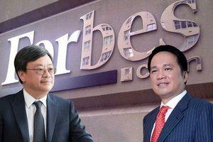 Chân dung 'bộ đôi' tỷ phú USD mới của Việt Nam