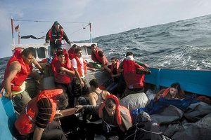 Úc giữ người tị nạn 'nguy hiểm' trên đảo gần Indonesia