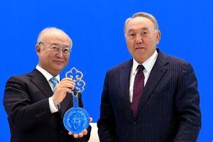 Ngân hàng uranium làm giàu thấp ở Kazakhstan